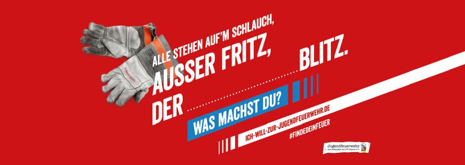 Ich will zur Jugendfeuerwehr - Fritz