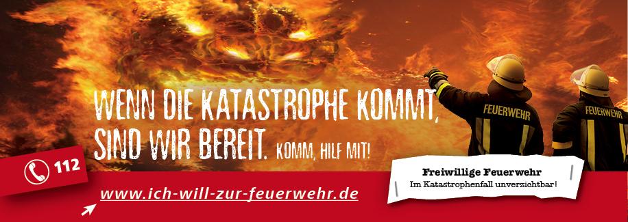 Wenn die Katastrophe kommt (Feuer)
